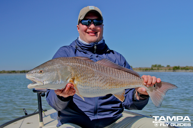 Redfish-fly-fishing